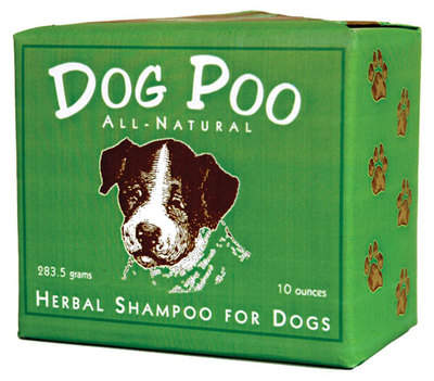 SunFeather's Dog Poo 10 oz Shampoo Bar