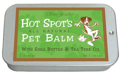 SunFeather's Hot Spot's Pet Balm