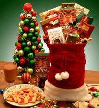 Santa's Bag Of Goodies