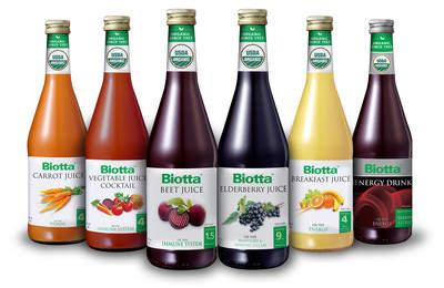 Biotta Juices Single Servings