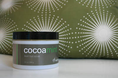 Bath By Bettijo's CocoaMint Foot Cream