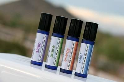 Bath By Bettijo's Organic Aromatherapy Sticks