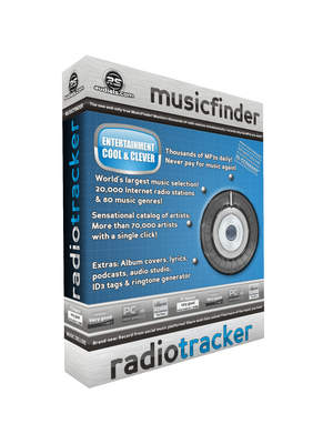 Radiotracker Platinum box