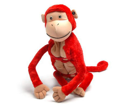 Mashaka the Monkey - Plush