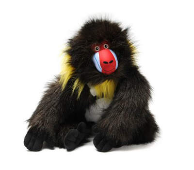 Bobo the Baboon - Plush