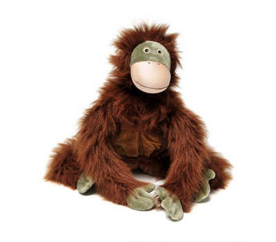 Orazio the Orangutan - Plush
