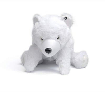 Poallu the Polar Bear - Plush