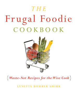 The Frugal Foodie Cookbook Cover