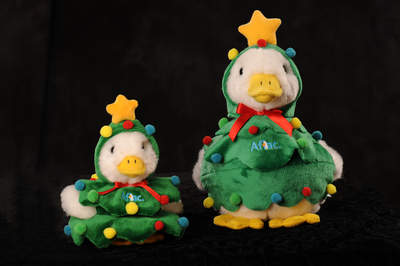 All proceeds from the Aflac Holiday Duck go to pediatric cancer research and treatment