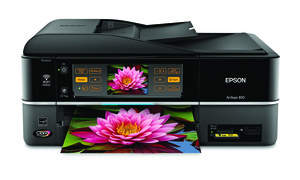 Epson Artisan 810 Head On