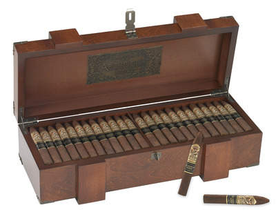 Gurkha's 20th Anniversary Limited Edition Cigar, The Archive