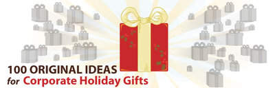 Original Custom Made Corporate Holiday Gifts