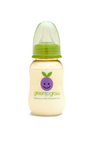 Green To Grow - BPA-free Baby Bottles