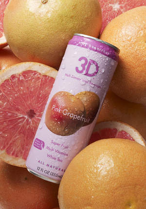 3D Pink Grapefruit: Created for a Cause
