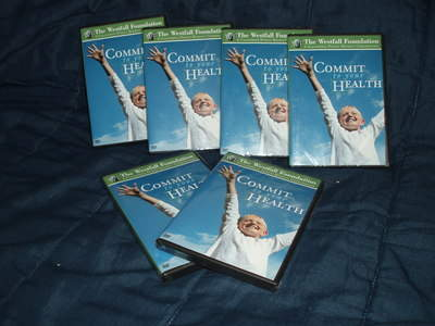 Commit to Your Health DVD