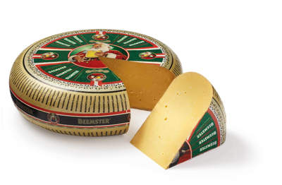 Santa's Choice Cheese Wheel