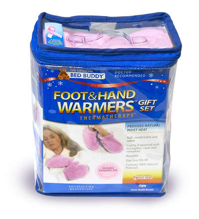 Bed Buddy® Foot & Hand Warmers Gift Set