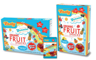 Tastybaby®Organic Fruit Snacks