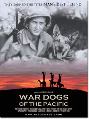 War Dogs of the Pacific - DVD