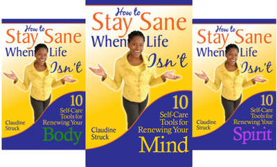 Stay Sane Series