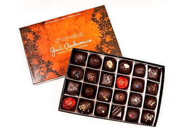 Gail Ambrosius Chocolatier creates exotic flavor experiences using the finest dark, single-origin chocolates.