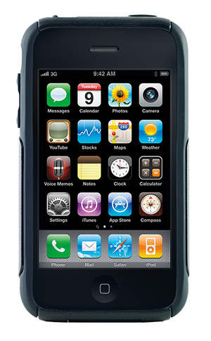 OtterBox Commuter Series for iPhone 3G and iPhone 3GS