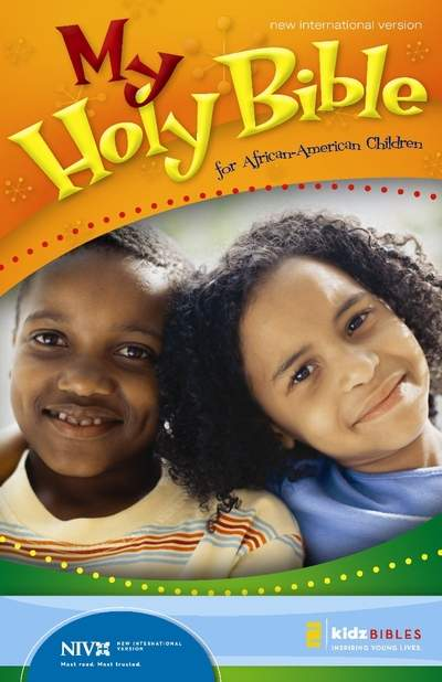 My Holy Bible for African American Children
