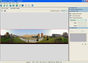 panoweaver 6.00 screenshot