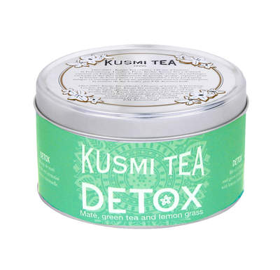 Kusmi Detox Tea, A Great Way to Unwind this Holiday Season!