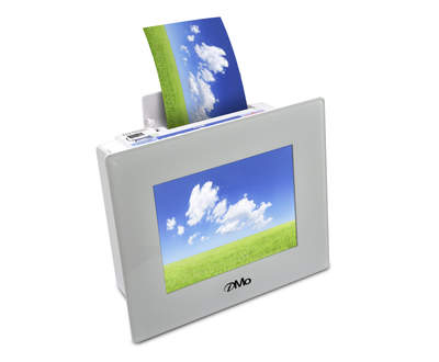 iMo Foto Frame Printer from MIMO Monitors