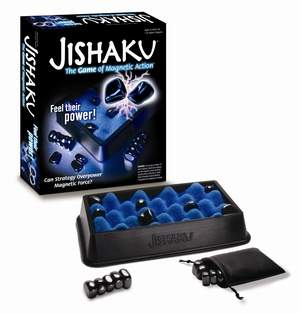 Jishaku™ – The Ultimate Game of Magnetic Attraction