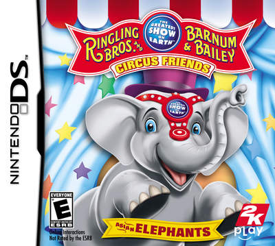 Ringling Bros. and Barnum & Bailey™ Circus Friends: Asian Elephants