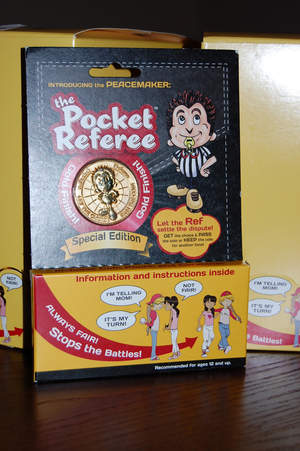 The Pocket Referee