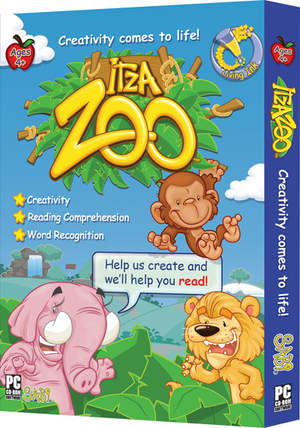 ItzaZoo Interactive Educational Comptuer Game by Sabi Games