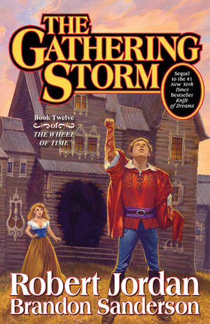 cover of The Gathering Storm