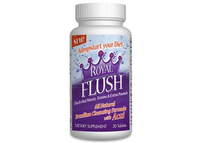 Jumpstart your diet with Royal Flush