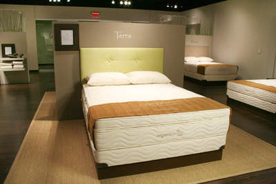 OrganicPedic by OMI's Terra Mattress