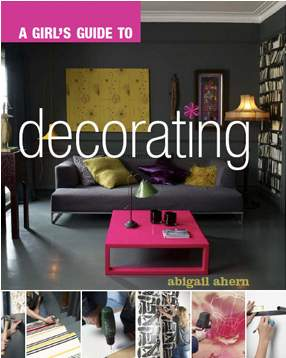 A Girl's Guide to Decorating available online!