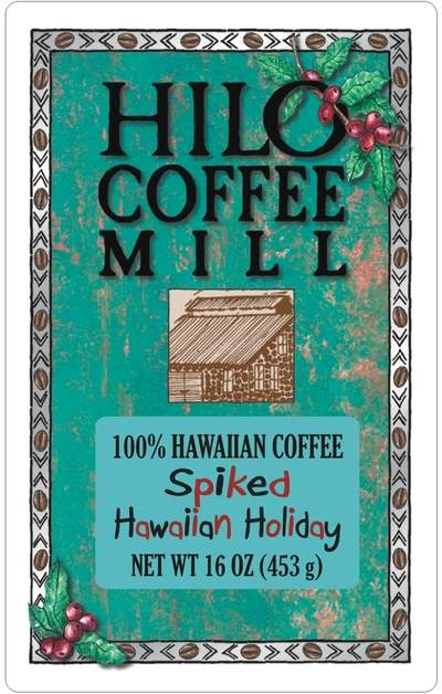 Spiked Hawaiian Holiday by Hilo Coffee Mill