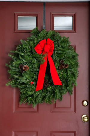 From Vermont's Woods Straight to Your Door: Vermont Balsam Wreath