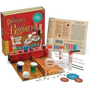 Activities Based on the Bestselling Children's Book, The Dangerous Book for Boys