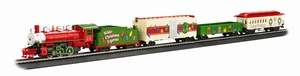 Yuletide Special Train Set by Bachmann Trains