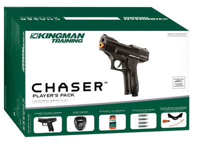 Kingman Training CHASER Player's Pack