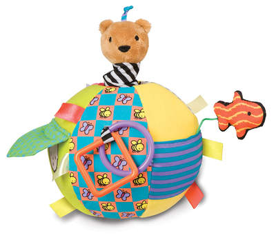 Amazing Baby - Pop-up Activity Ball by Kids Preferred