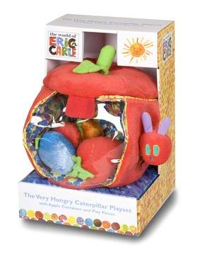 Eric Carle Apple Playset by Kids Preferred