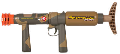 Executive Marshmallow Blaster Camo Finish by The Marshmallow Fun Company