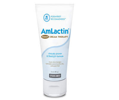 AmLactin Foot Cream Therapy
