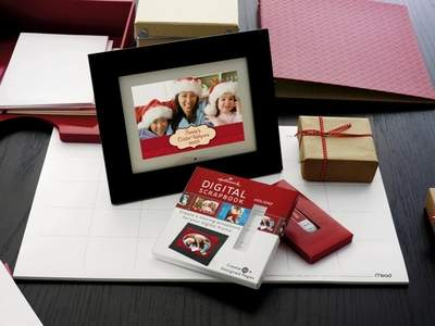 Hallmark's Digital Scrapbook (Holiday)