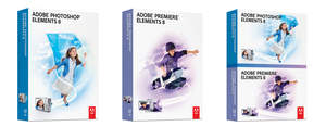 Adobe Photoshop Elements 8, Adobe Premiere Elements 8, and Adobe Photoshop Elements 8 and Premiere Elements 8 Bundle