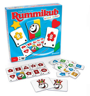 Rummikub® Kids Edition (Pressman Toy)